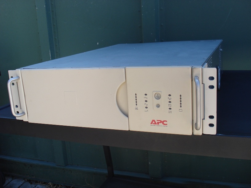 Apc Smart Ups 2200 Specs pdf Lights flashing